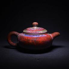 仿古壶 现代艺术 民间工艺品 异国风情风格 礼品 收藏品精品茶壶