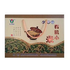 红山绿珠建平小米礼盒 10袋400g精选小米 全国先进技术加工 正宗朝阳贡米
