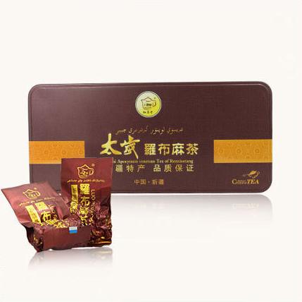 罗布麻茶正品新疆降血压茶叶降三高