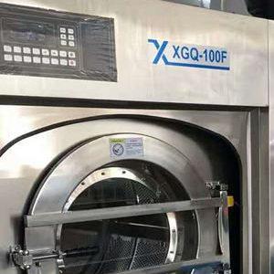 宾馆自建洗衣房选用设备型号价格 大中型宾馆50公斤洗衣机出厂价