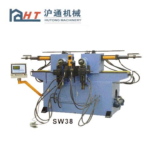 沪通机械SW38双头液压弯管机