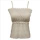 夏季新款真丝吊带抹胸带胸垫女蕾丝裹胸围胸打底内衣 100%桑蚕丝 抹胸文胸