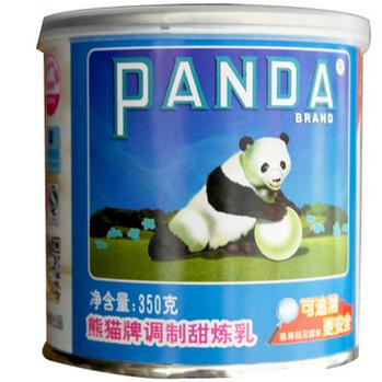 供应 烘焙原料 炼乳 熊猫炼乳 乳制品