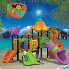 幼儿园游乐运动塑料滑梯 儿童组合滑梯 厂家定制