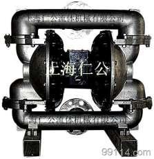 气动不锈钢隔膜泵RG80、聚丙烯隔膜泵、铝合金隔膜泵、PVDF隔膜泵