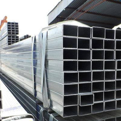 供应镀锌带方管 镀锌带圆管 方矩管批发 镀锌管 镀锌带钢管 质量保证