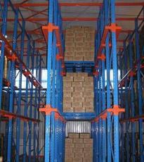 天津专业生产贯通式货架。驶入式货架,走廊式货架