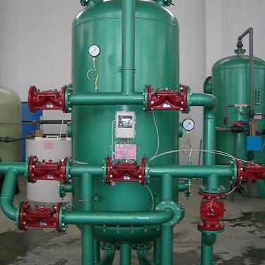 供应晟源海绵铁除氧器厂家直销型号齐全质优价低
