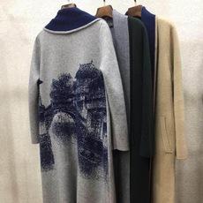 2016年新款纯貂绒大衣到,另有宝莱羽绒服皮衣珂尼蒂思朋艺
