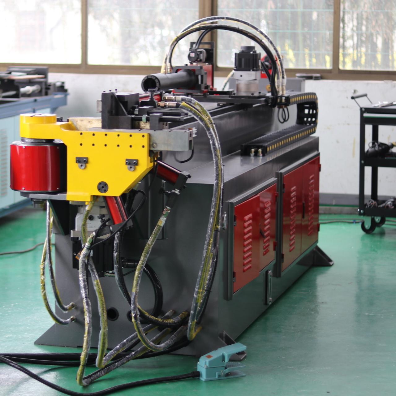全自动弯管机DW38CNC-3AX1S