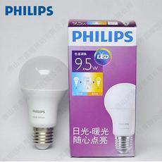飞利浦PH 9.5W LED分段调光球泡