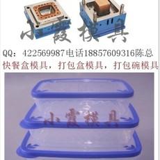 注射模工厂 5000毫升保鲜盒模具浙江地址