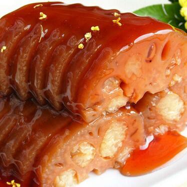 供应 特产桂花糯米藕