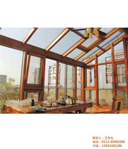 南通鼎凯建材(图),铝包木阳光房,铝包木