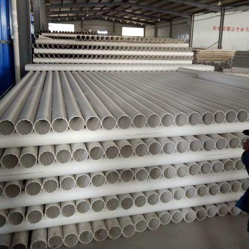 江苏润硕牌pvc排水管 管材管件规格齐全