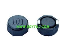 电感器8D58-101M 贴片功率电感 深圳绕线电感 汽车LED照明专用电感