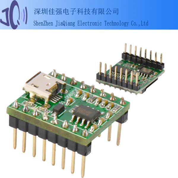 语音模块语音芯片语音IC串口单片机开关量JQ8900-16P佳强电子播放方式自由选择