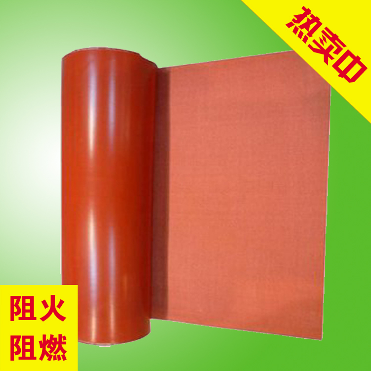 康杰消防排烟设备软连接 批发价硅钛防火布生产厂家 硅酸钛金防火布