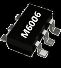 六级能效15W内MOS管驱动控制芯片M6006