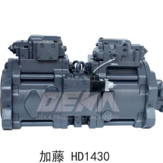 DEKA液压泵适用于加藤HD1430挖机