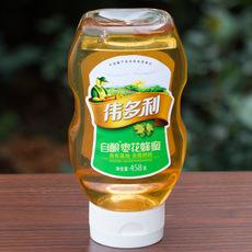 伟多利原生态真蜂蜜 土自酿枣花蜂蜜 纯天然枣花蜂蜜批发