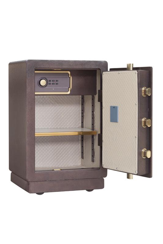 阳光行动  **定制 中型家用保险柜入墙式全钢保险柜 两种颜色