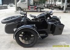 长江750边三轮摩托车