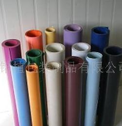 供应PS、PVC等吸塑片材植绒