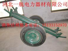 一航运杆车水泥杆运杆车水泥杆运输车水泥杆装卸架 电缆杆运杆车