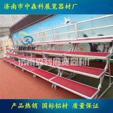 铝合金合唱台层数不定学校单位使用大合唱台阶集体照站台