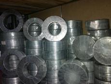 秦城密封厂家供应201金属缠绕垫 304金属缠绕垫 316金属缠绕垫价格 加工定做各种型号