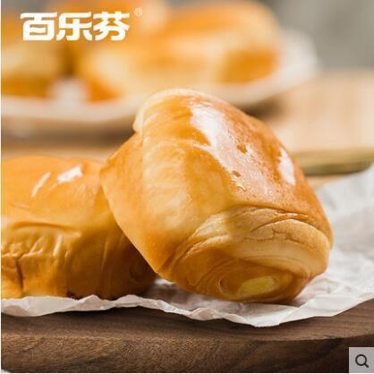 百乐芬 天然酵母面包1kg整箱 营养早餐食品手撕夹心小蛋糕茶点心