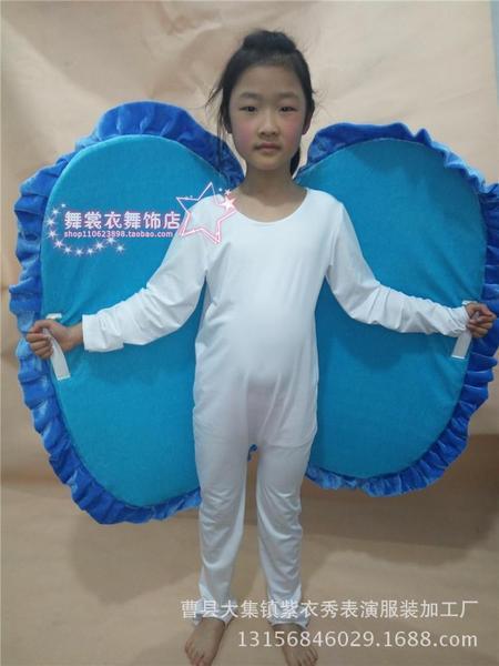 儿童海洋动物田螺姑娘贝壳河蚌舞蹈演出服饰幼儿小海贝表演服装
