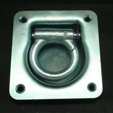 04402钢镀锌卧环  厢式车冷藏车车厢卧环 汽车配件