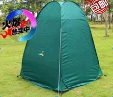 棕榈滩单人更衣速开帐篷户外应急女士厕所帐篷沙滩换衣必备良品