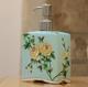 供应定制中式手绘陶瓷洗手液瓶乳液按压瓶洗发水瓶子DIY创意礼品