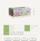 供应厂家直销手绘陶瓷纸巾盒礼品创意抽纸盒家居陶瓷工艺品创意纸巾抽