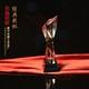精兴 扭柱奖杯 奇怪的样式的奖杯 造型独特奖杯 水晶奖杯