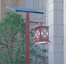 供应led太阳能庭院灯HK15-25101厂家直销价格优惠质量保证