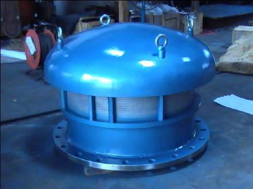 选对泄压人孔材质可保护储罐安全