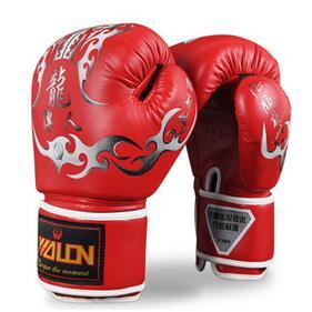 供应飞尔顿 正品 拳击手套 打沙袋手套 散打拳击拳套 龙传人拳套
