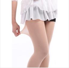 夏季女士短丝袜 包芯丝对对袜 外贸无印良品丝袜