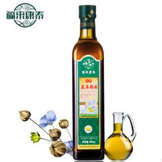 胡麻籽油 非转基因初榨脱蜡冷榨 食用油厂家 绿色食品亚麻籽油