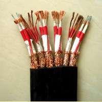 耐低温耐高温扁平电缆,耐寒耐热扁电缆,行车电缆,硅橡胶丁晴扁电缆YGCB,YVFB,YGCPB