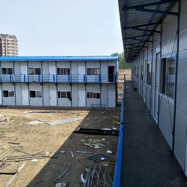 可拆装北京活动房 工地用岩棉大兴活动房 现场组装青云店活动房