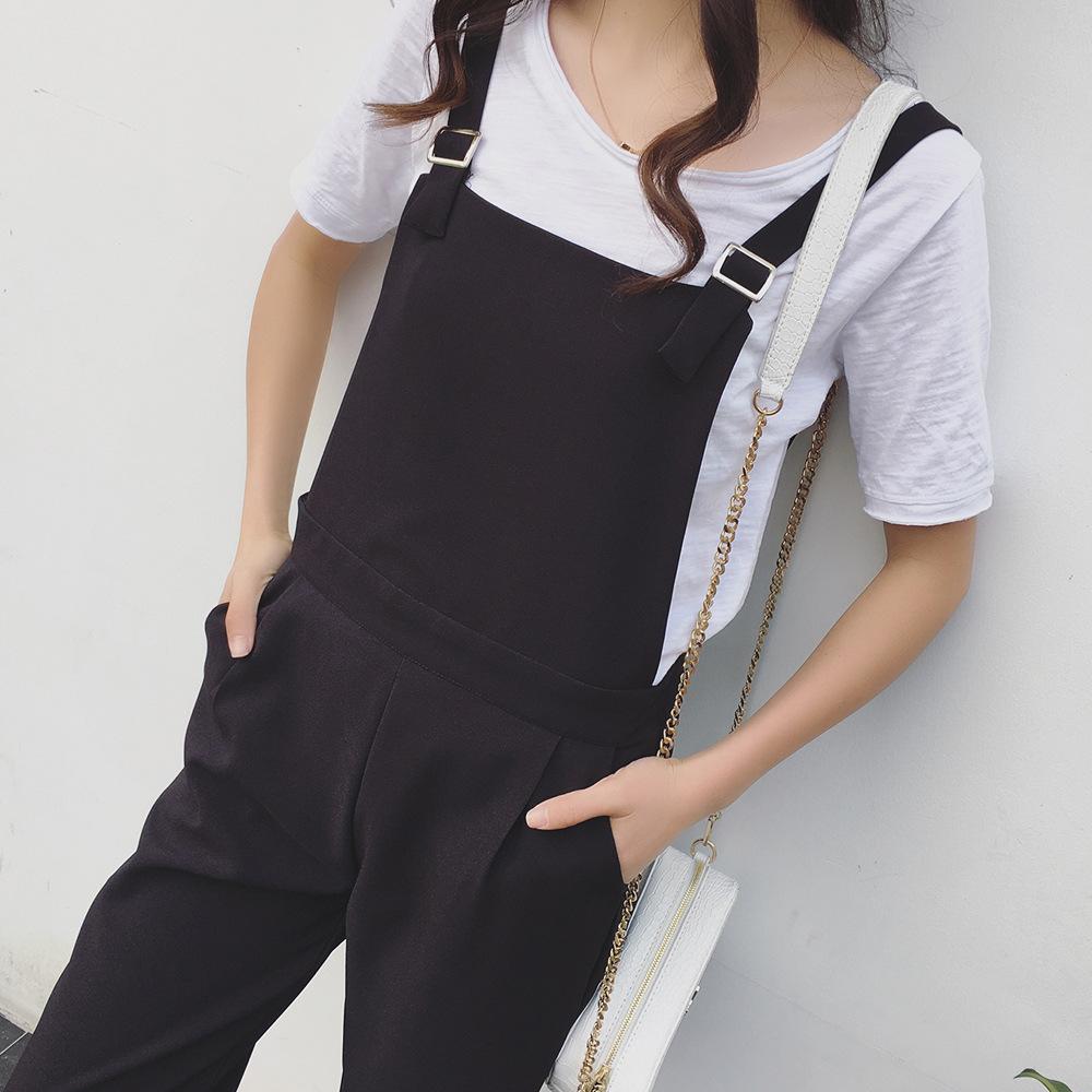 连体裤夏短袖
