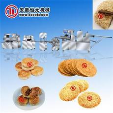 面包汉堡生产线,生产线,恒元机械