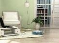 白橡木地板怎么样?