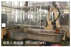 冲压壳体机器人激光切割工作站