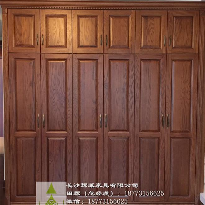 长沙实木家具定制专业快速-实木餐边柜-橱柜订做总代直销